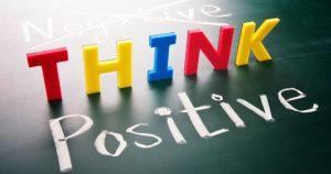 La actitud positiva para atraer la suerte
