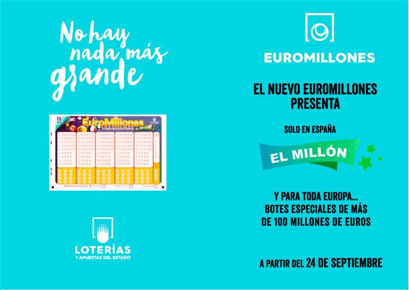 Nuevo Euromillones