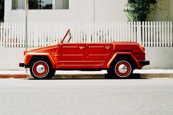 coche-rojo