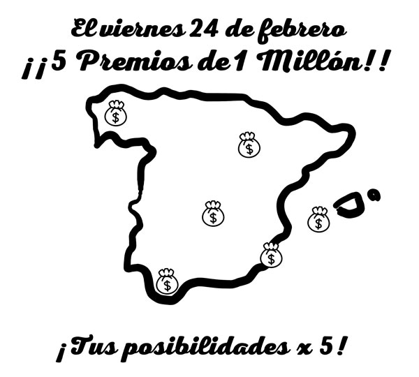 Euromillones Millón Espanya